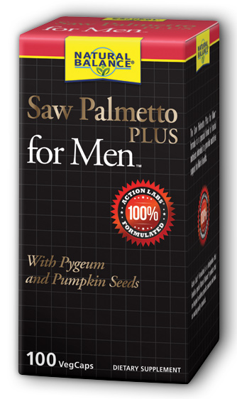 Image of Saw Palmetto Plus for Men