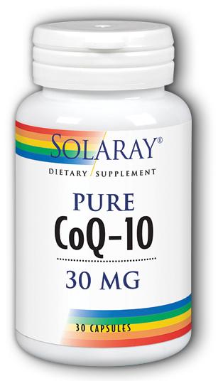 Image of Pure CoQ10 30 mg