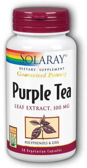 Image of Purple Tea Leaf Extract 100 mg