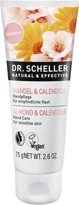 Image of Almond and Calendula Hand Care for Sensitive Skin