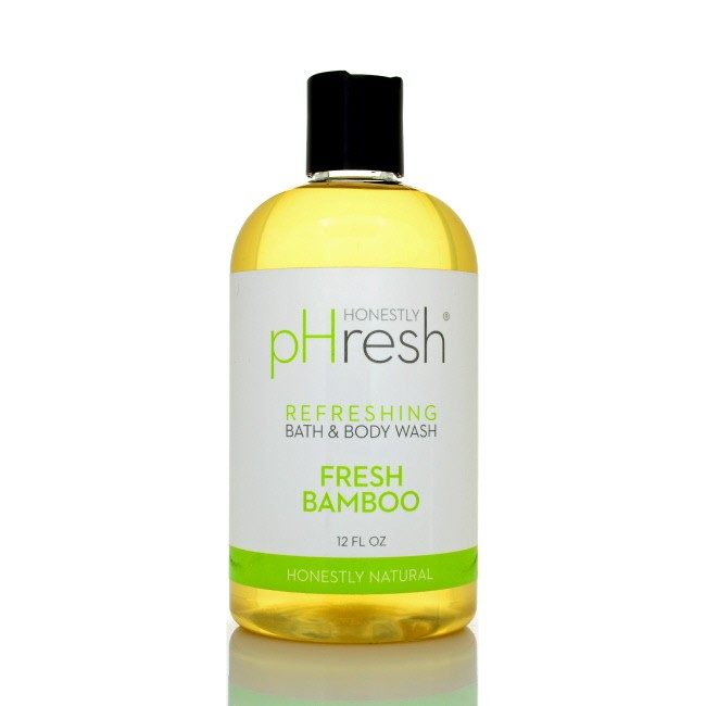Image of Body Wash Fresh Bamboo