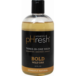 Image of Body Wash Three-In-One Bold Wild Oak