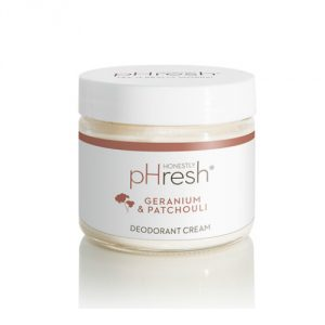 Image of Deodorant Cream Geranium & Patchouli