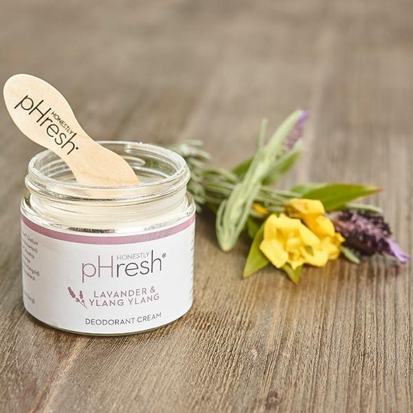 Image of Deodorant Cream Lavender & Ylang Ylang