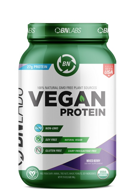 Image of Vegan Protein, Mixed Berry