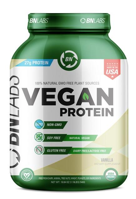 Image of Vegan Protein, Vanilla