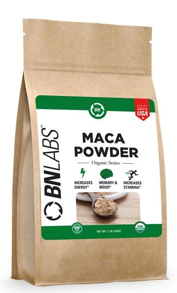 Image of Organic Maca, Vegan