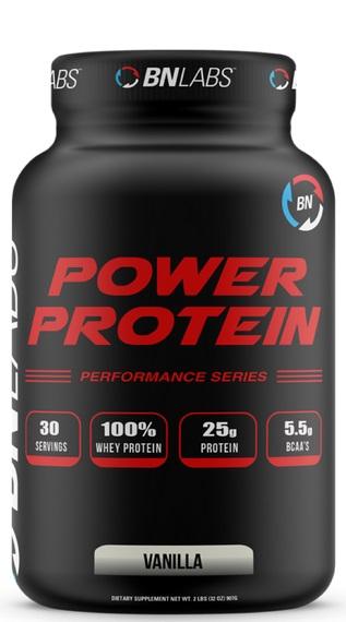 Image of Power Protein, Vanilla