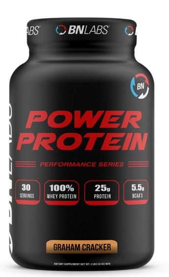 Image of Power Protein, Graham Cracker