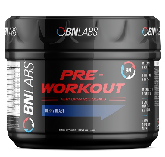 Image of Pre-Workout, Performance Series, Berry Blast