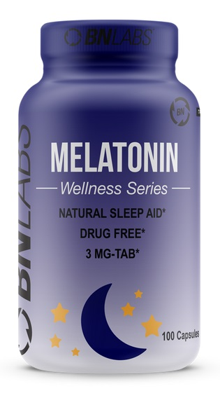 Image of Melatonin, Wellness Series