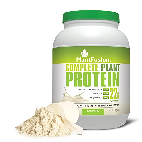 Image of PlantFusion Complete Plant Protein Natural