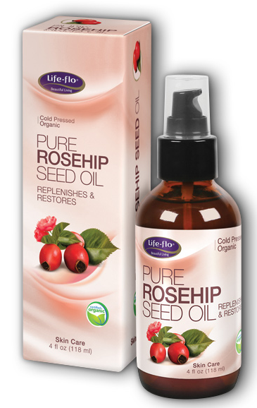 Image of Pure Rosehip Seed Oil Organic