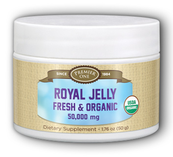 Image of Royal Jelly Fresh & Organic 50,000 mg