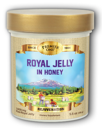 Image of Royal Jelly in Honey 7,000 mg
