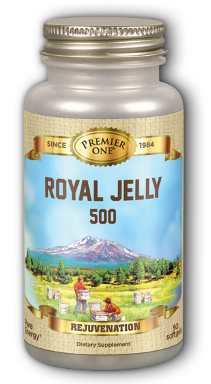 Image of Royal Jelly 500