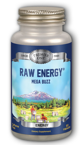 Image of Raw Energy Mega Buzz