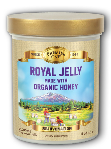 Image of Royal Jelly in Honey Organic 30,000