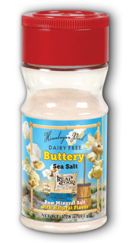 Image of Sea Salt Dairy Free Buttery