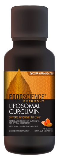 Image of Liposomal Curcumin Liquid