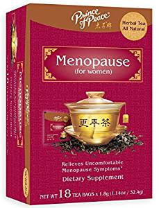Image of Herbal Tea Menopause