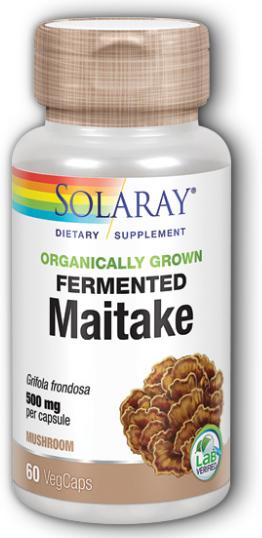 Image of Maitake 500 mg Fermented Organic