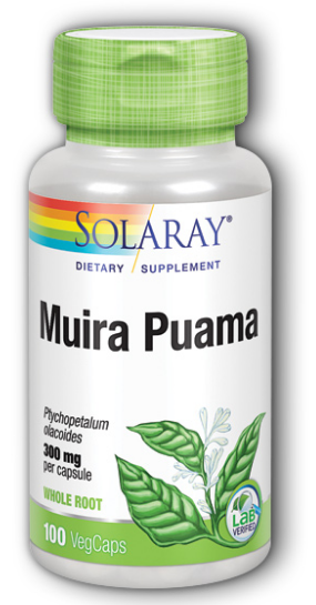Image of Muira Puama Root 300 mg