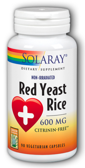 Image of Red Yeast Rice 600 mg