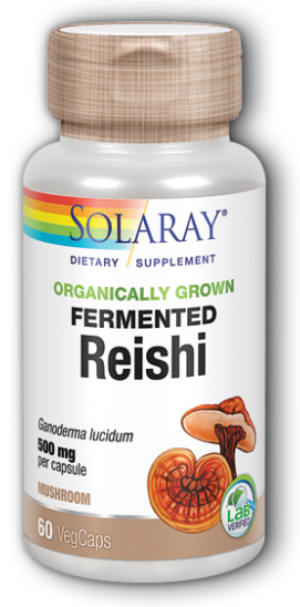 Image of Reishi 500 mg Fermented Organic