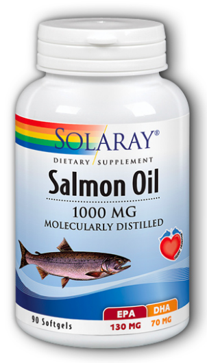 Image of Salmon Oil 1000 mg