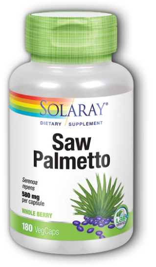 Image of Saw Palmetto Berry 580 mg