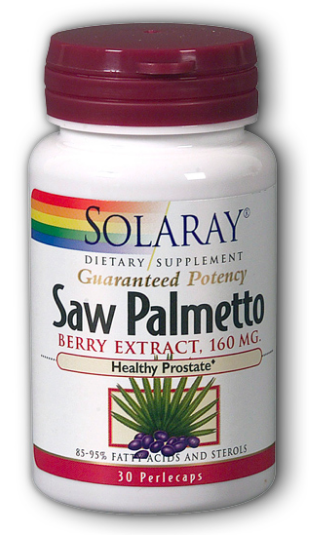 Image of Saw Palmetto Berry Extract 160 mg