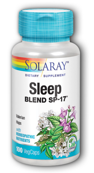 Image of Sleep Blend SP-17 (Valerian - Hops)