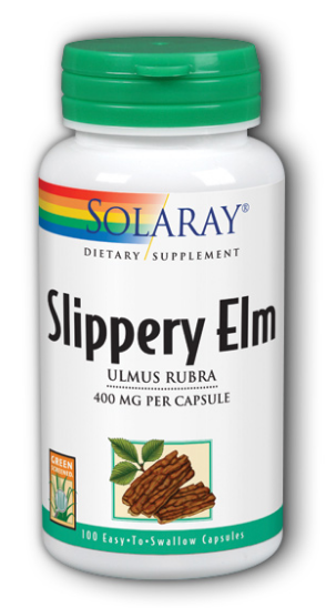 Image of Slippery Elm (Bark) 400 mg