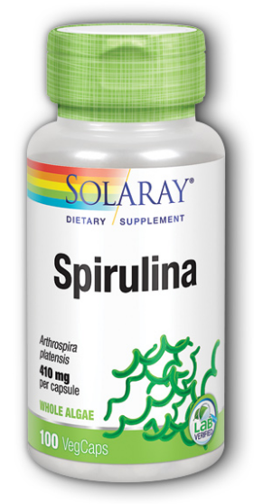 Image of Spirulina 410 mg