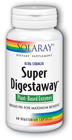 Image of Super Digestaway Plant Based Enzymes Ultra Strength