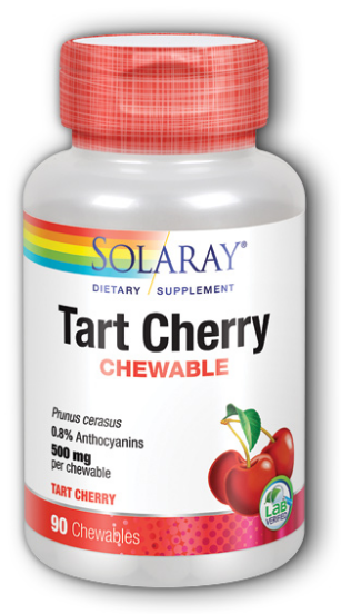 Image of Tart Cherry Extract 500 mg Chewable
