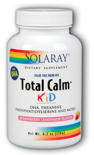 Image of Total Calm Kids Powder Strawberry Lemonade