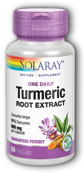 Image of Turmeric Root Extract 600 mg One Daily