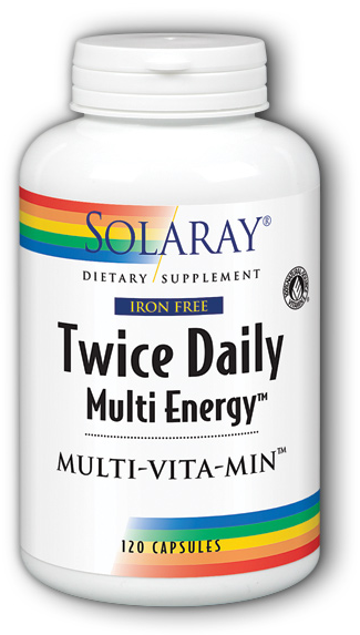 Image of Twice Daily Multi Energy Multivitamin Iron Free