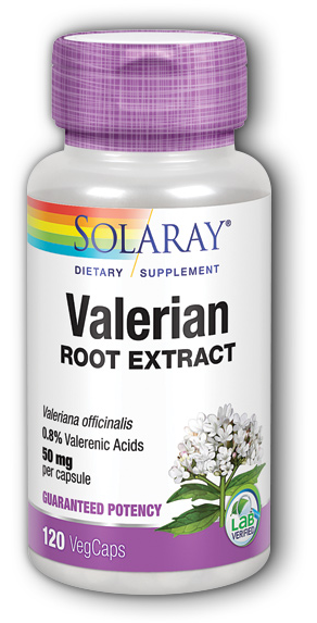 Image of Valerian Root Extract 50 mg