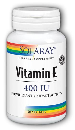 Image of Vitamin E 400 IU d-Alpha Tocopherol