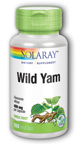 Image of Wild Yam Root 400 mg