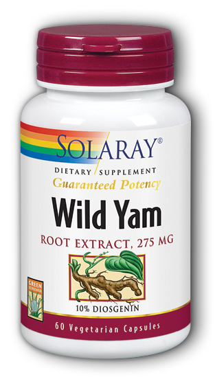 Image of Wild Yam Root Extract 275 mg