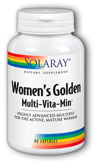 Image of Women's Golden Multivitamin for Mature Women