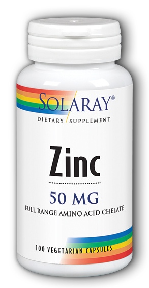 Image of Zinc 50 mg