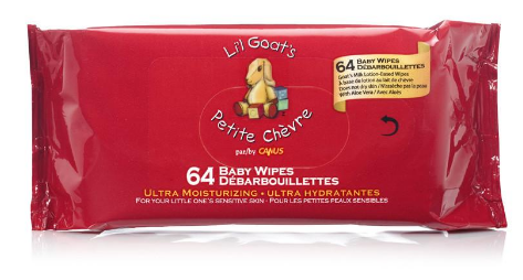 Image of Li'l Goat's Baby Wipes