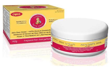 Image of Li'l Goat's Diaper Rash Ointment Fragrance Free