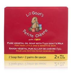 Image of Li'l Goat's Pure Vegetal Oil Soap
