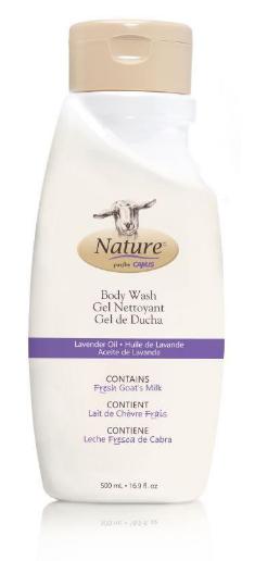Image of Body Wash Lavender Oil